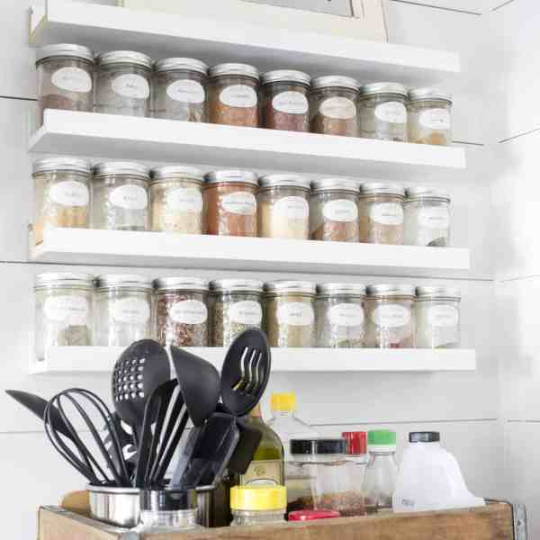 antique pepsi crate kitchen storage | spice rack storage