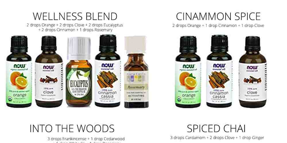 Best Fall Essential Oil Blends For Your Diffuser
