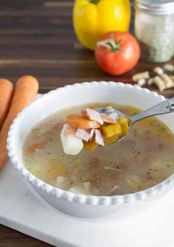 Easy Homemade Italian Wedding Soup | THE Soup