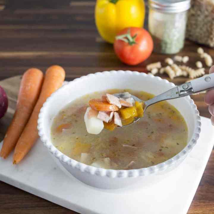 Easy Homemade Italian Wedding Soup