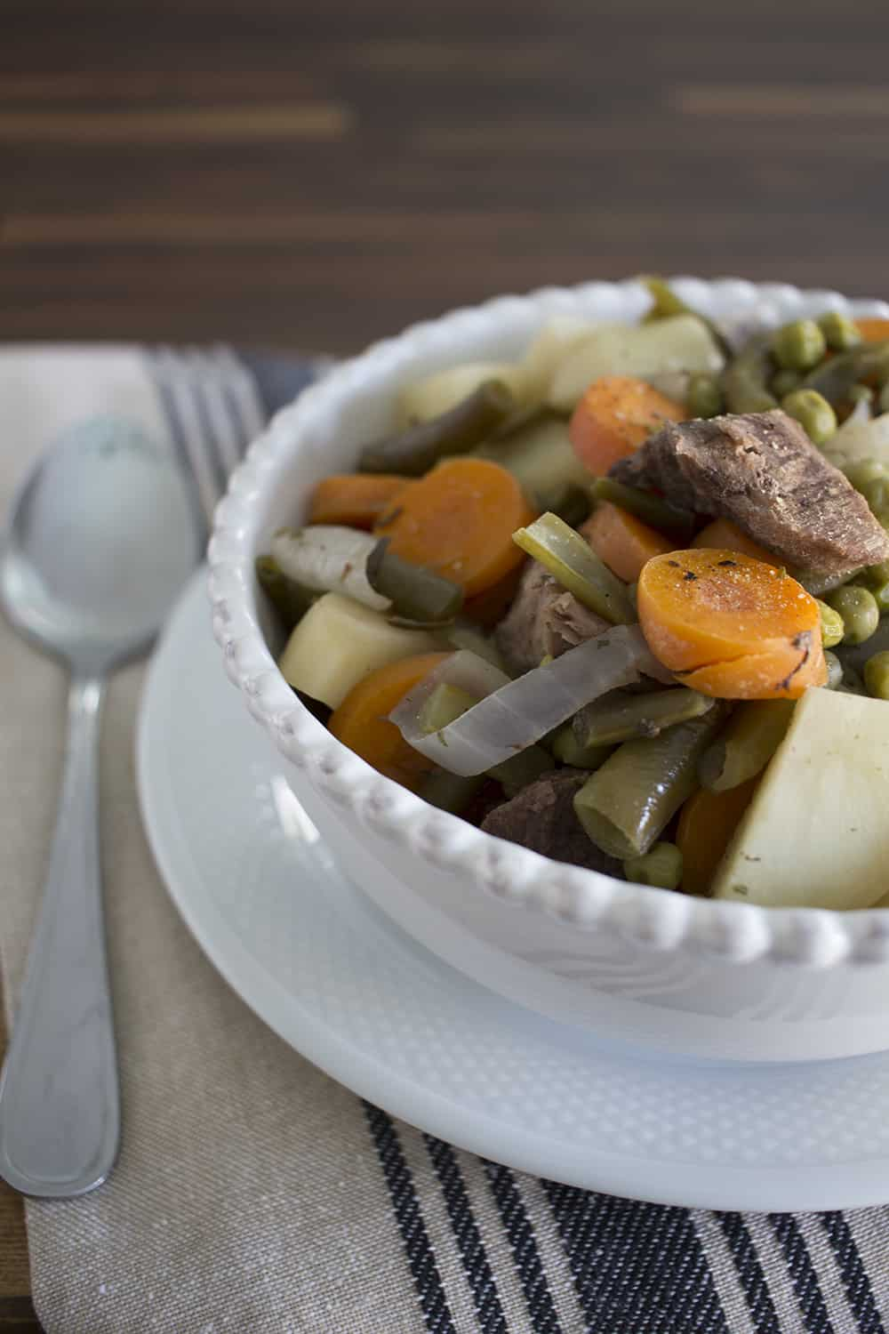how to make stew in a crockpot