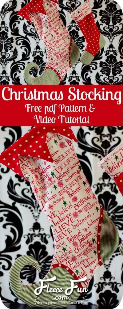 Fleece Fun Christmas-stocking-pattern