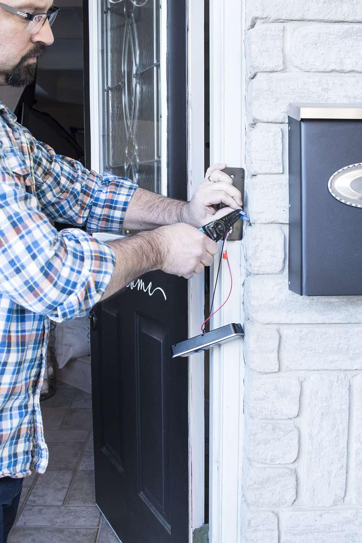 Doorbell Wiring Instructions Flickr Photo Sharing