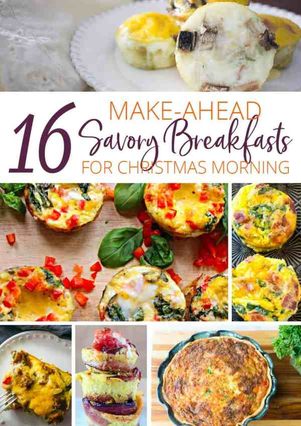 16 Make-Ahead Savory Breakfasts for Christmas Morning