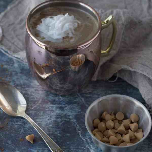 Butterscotch Hot Chocolate Recipe