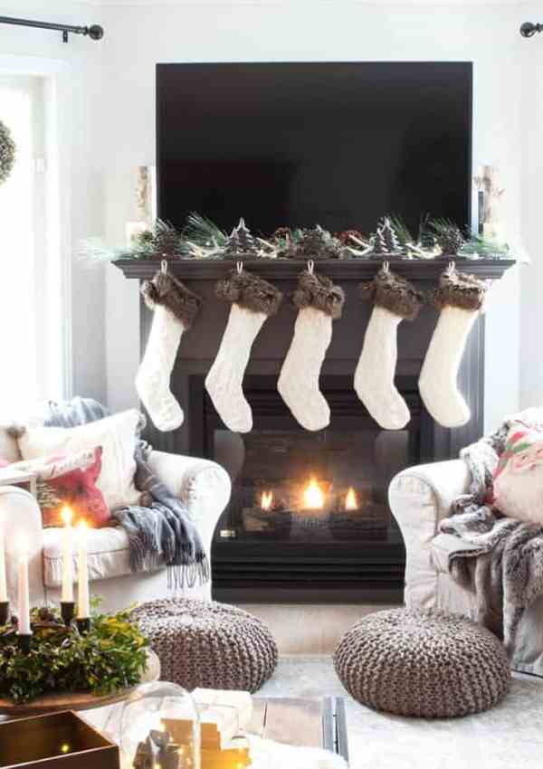 Make It Beautiful – Christmas Mantel Decor Ideas You'll Love!