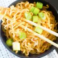 Chili Asian Garlic Noodles