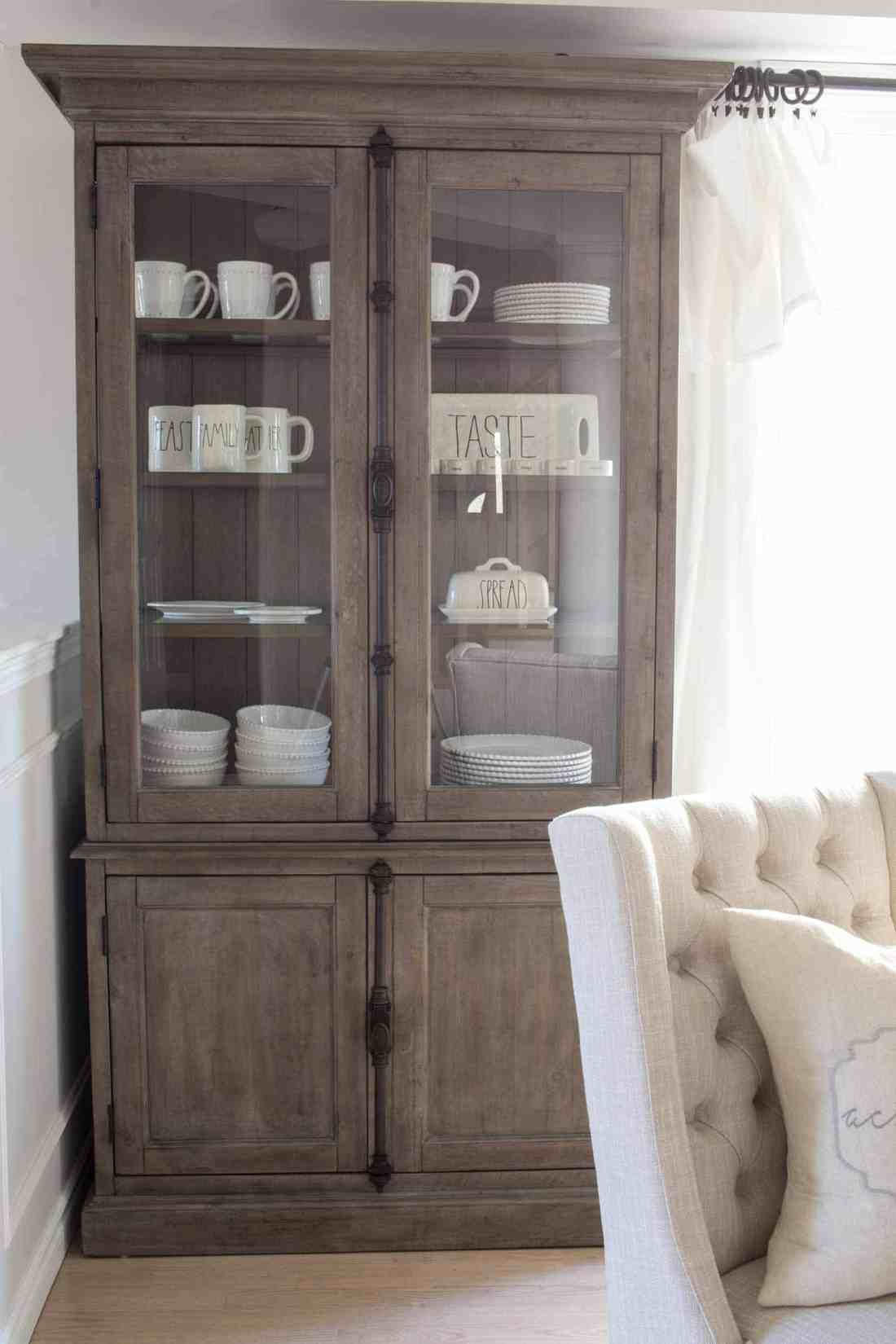 Dean And Shannons From HomeMadeLovely Suburban Farmhouse Dining Room Reveal