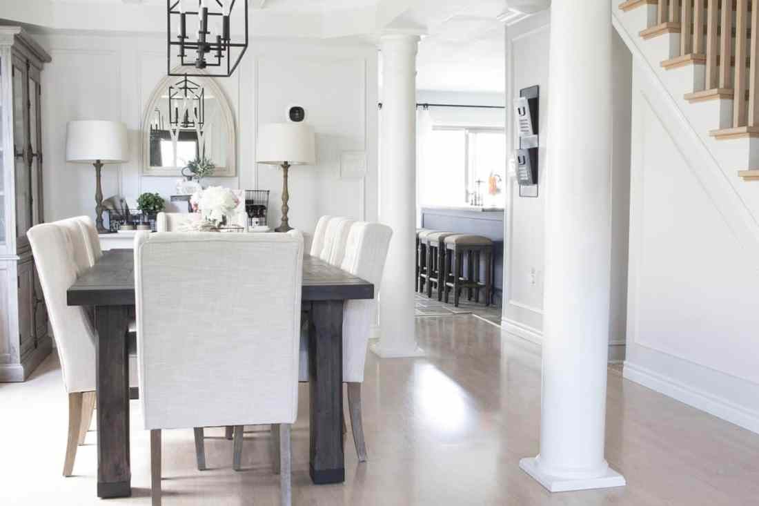 dining room from entry HML