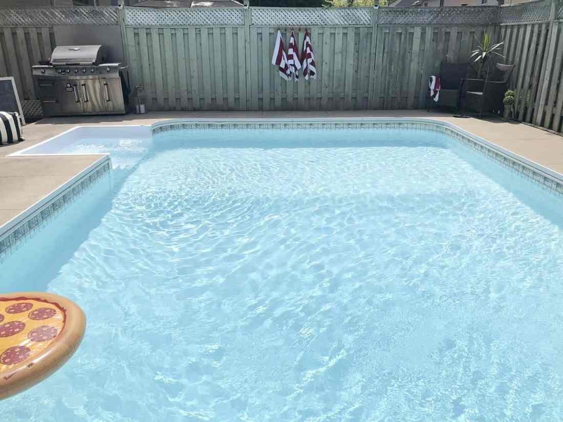 pool and towel hooks