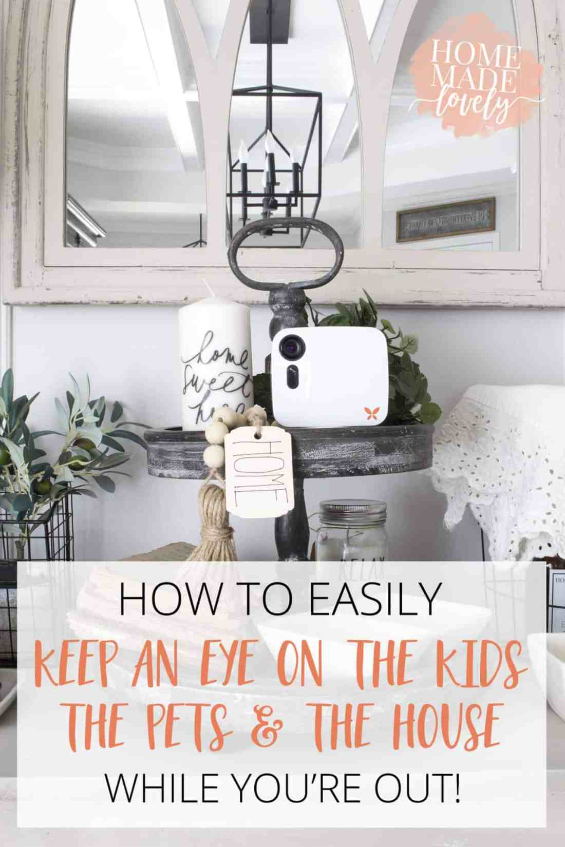 how to keep an eye on the kids pin