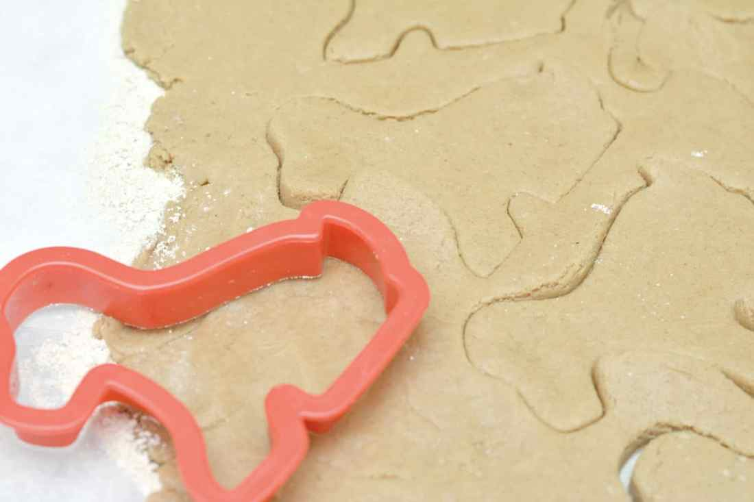doggie cookie cutter shapes