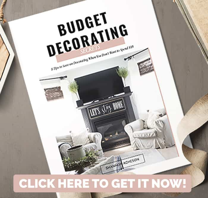 budget decor subscribe