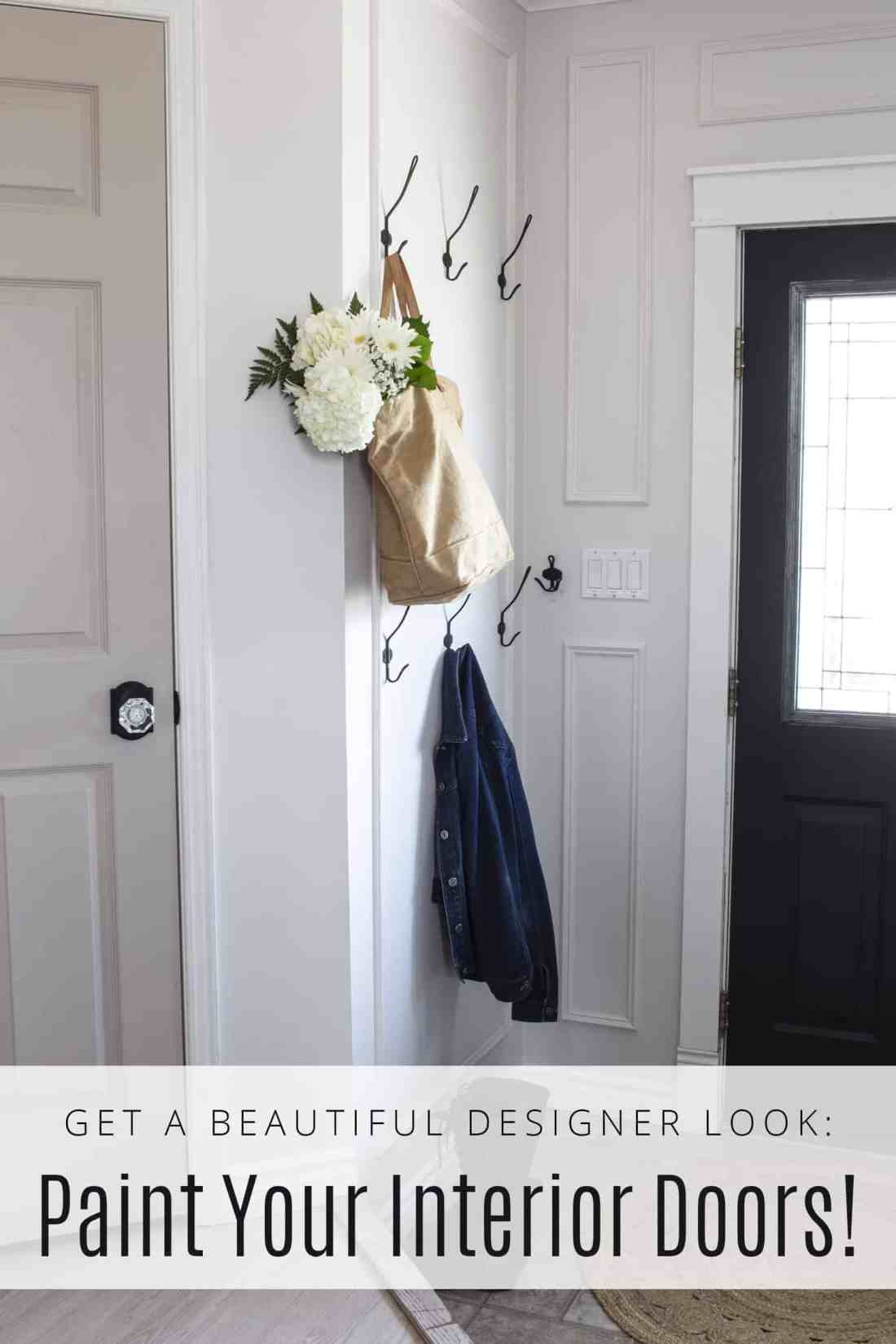 Paint Interior Doors