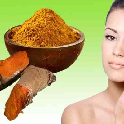 Turmeric Face Mask For Spots