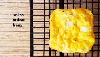 Make Ahead Egg Bites