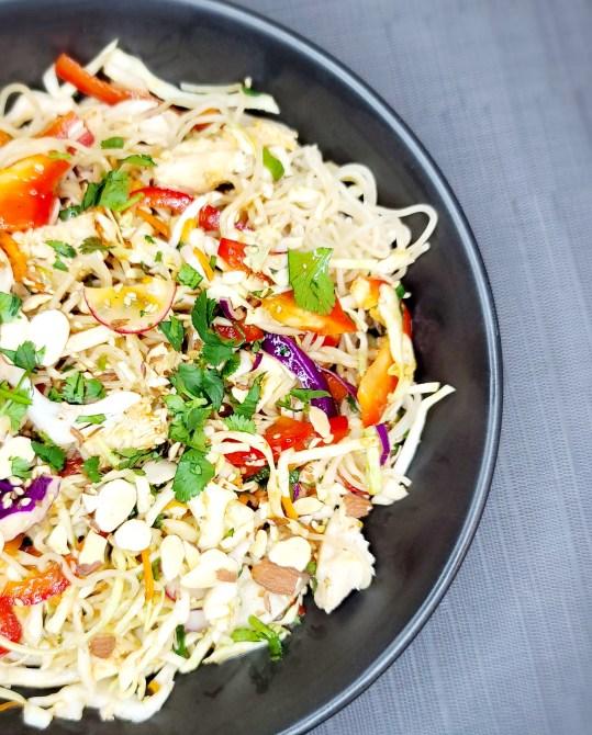 Chicken Ramen Salad