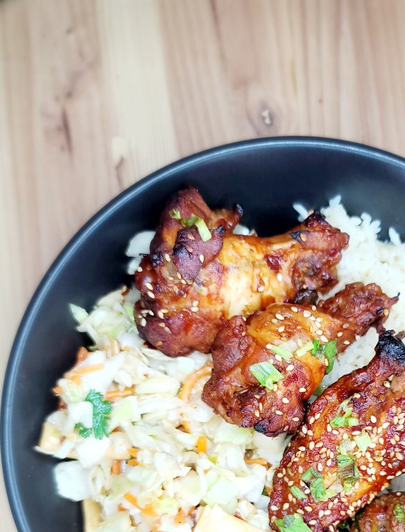 Spicy Soy Wings