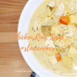 Chicken Root Soup