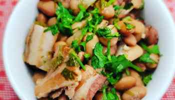 Texas Slow Cooker Beans