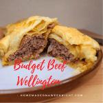 Budget Beef Wellington