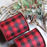 How To Make A Ribbon Wreath Diy Ribbon Wreath
