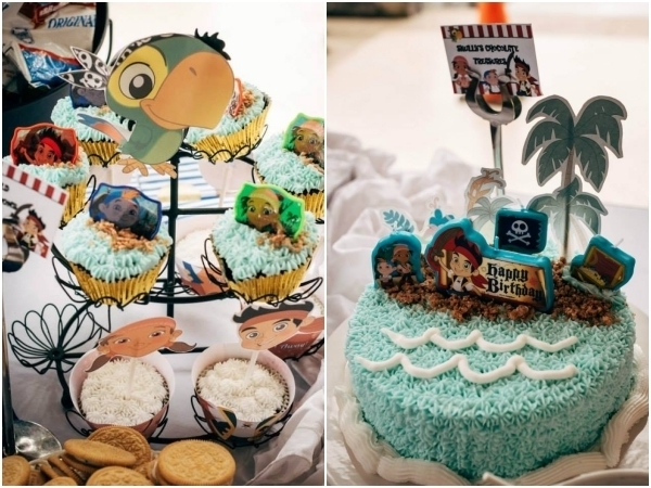 Homemade Parties DIY Jake and the Neverland Birthday15