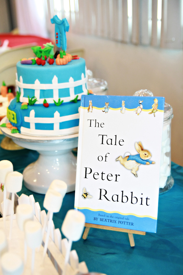 Homemade Parties DIY Peter Rabbit Christening_Drei16