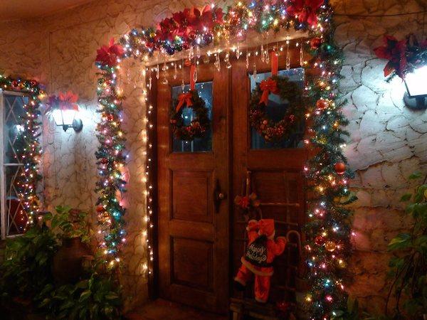 Homemade Parties Christmas House24