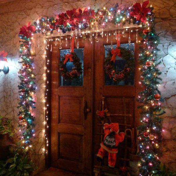 Homemade Parties Christmas House31