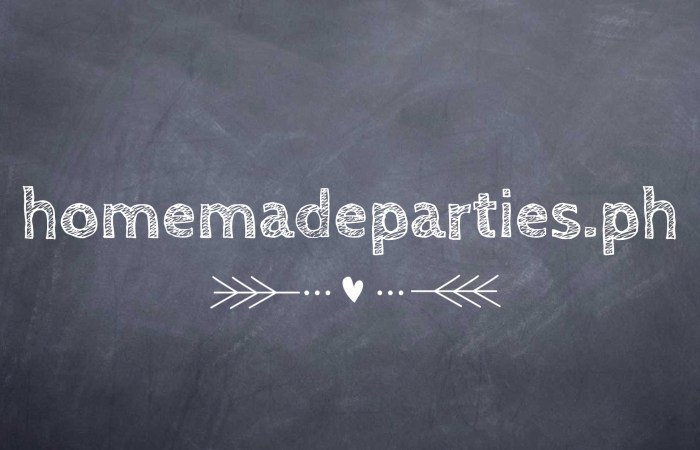 Homemade Parties Giveaway!