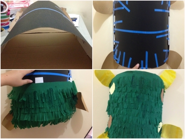Homemade Parties DIY Party_Teenage Mutant Ninja Turtles Party_Andrei19