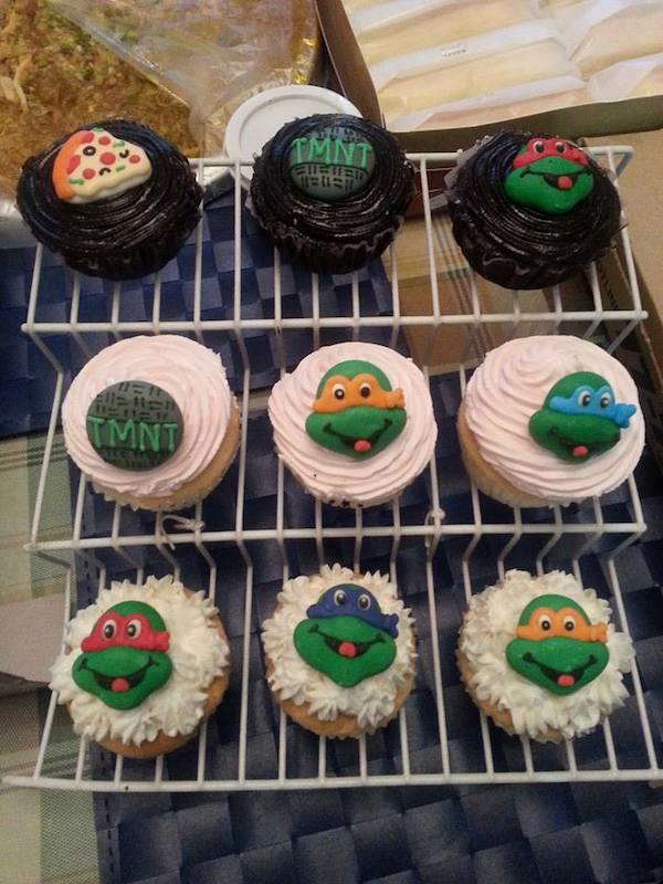 Homemade Parties DIY Party_Teenage Mutant Ninja Turtles Party_Thirdy25