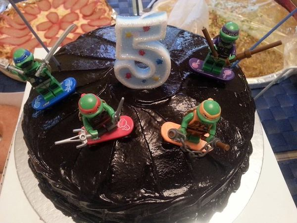 Homemade Parties DIY Party_Teenage Mutant Ninja Turtles Party_Thirdy30