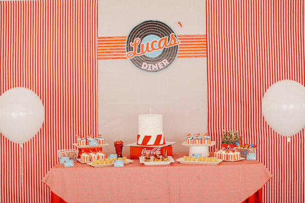 Homemade Parties_DIY Party_50s Diner Party_Lucas03