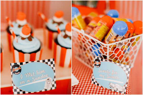 Homemade Parties_DIY Party_50s Diner Party_Lucas20