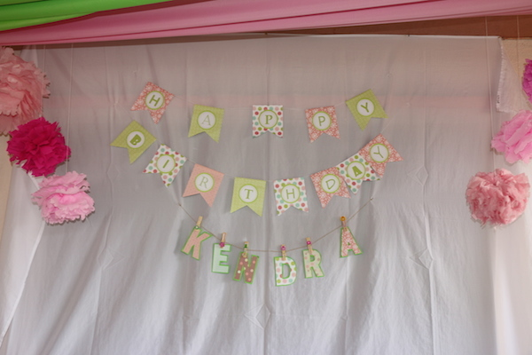 Homemade Parties_DIY Party_Green and Pink_Kendra10