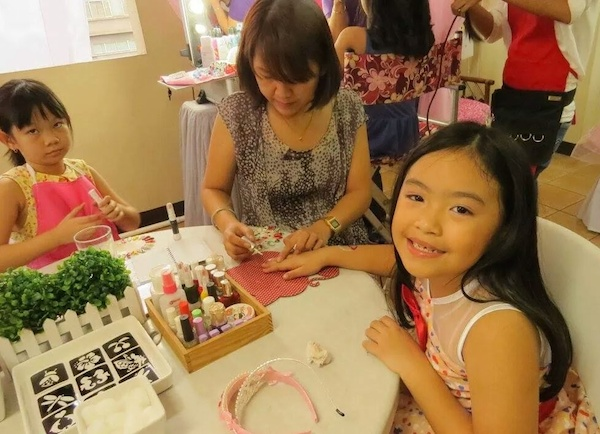 Homemade Parties_DIY Party_Spa Party_Chantelle12