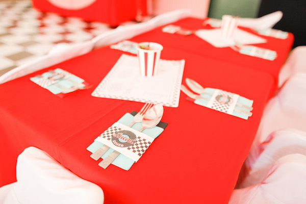 Homemade Parties_DIY Party_50s Diner Party_Lucas37