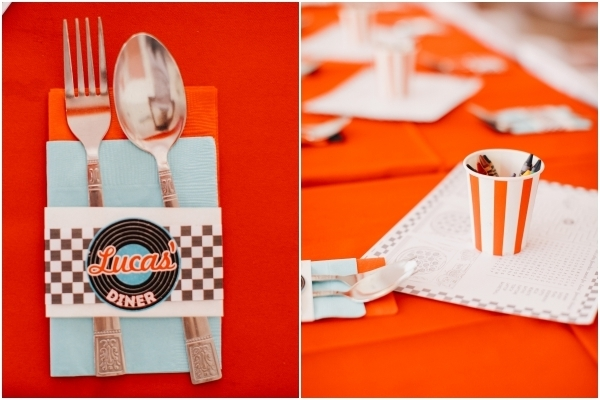 Homemade Parties_DIY Party_50s Diner Party_Lucas41