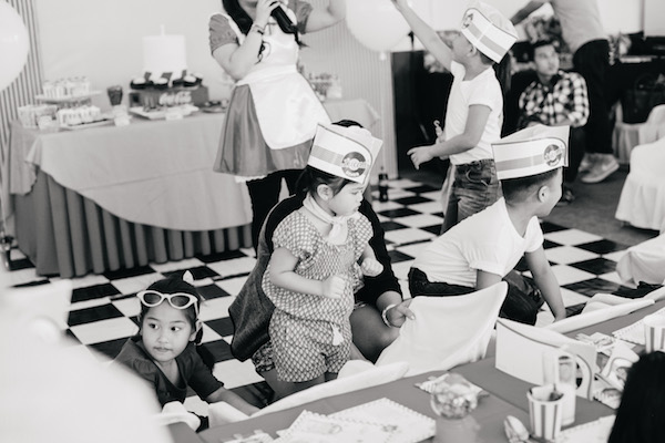 Homemade Parties_DIY Party_50s Diner Party_Lucas50