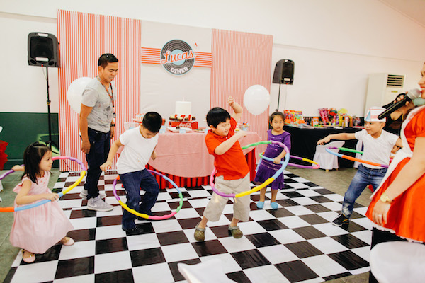 Homemade Parties_DIY Party_50s Diner Party_Lucas51