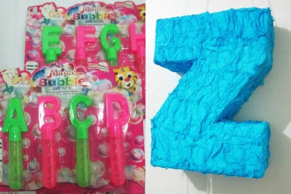 Homemade Parties_DIY Party_ABC Alphabet Party_Zian01