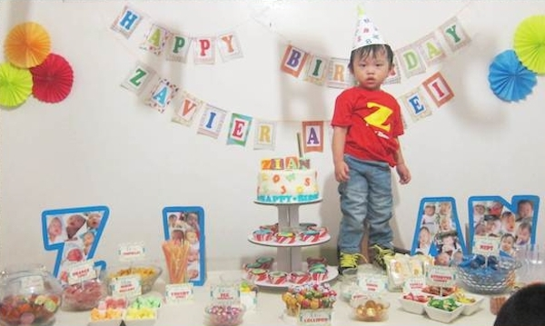 Homemade Parties_DIY Party_ABC Alphabet Party_Zian07