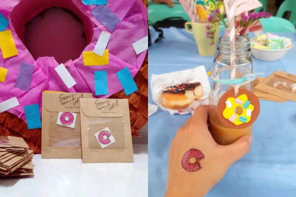 Homemade Parties_DIY Party_Donut Party_Emma30