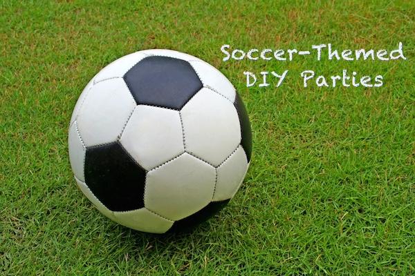 DIY Soccer-Themed Parties