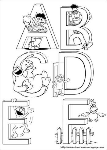 Homemade Parties_DIY Party_Sesame Street Printables04