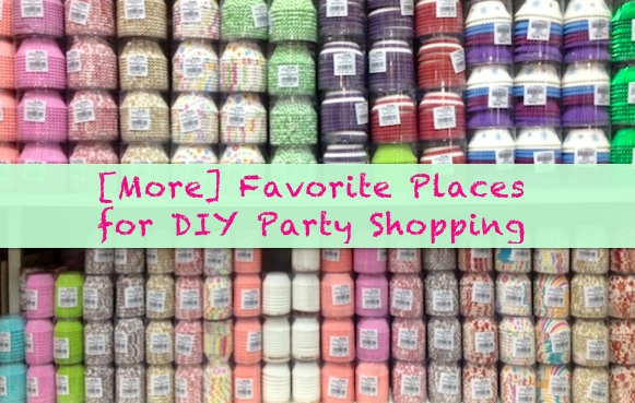 DIY Party Supplies Philippines