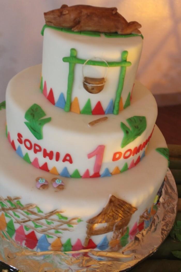 Homemade Birthday Cakes