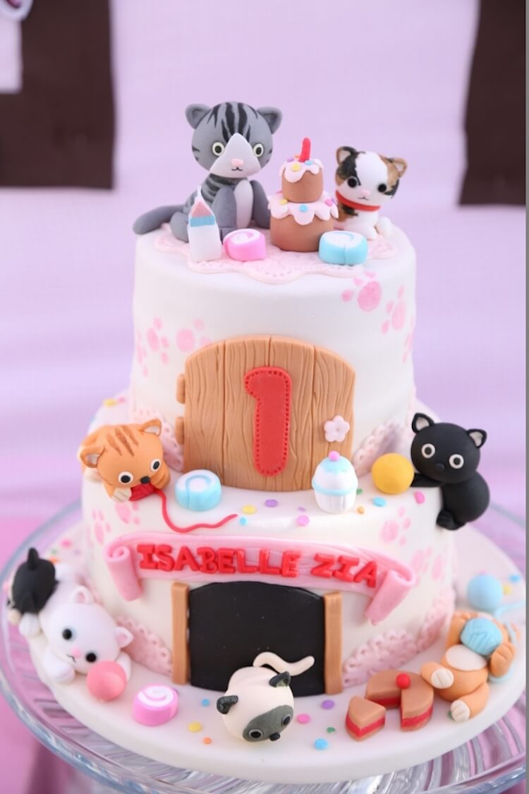 Homemade Parties_DIY Party_Kawaii Cat Party_Isabelle11